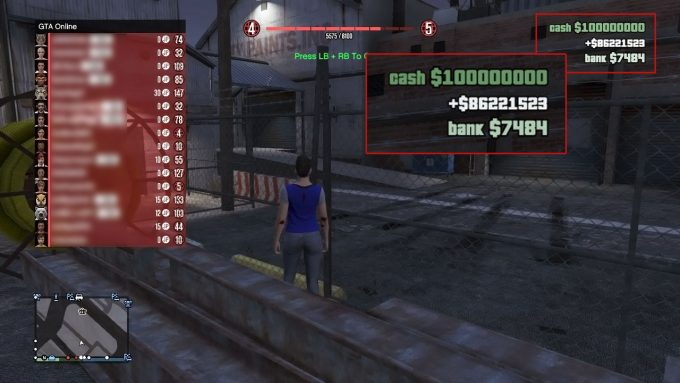 GTA 5 Online Money Hack