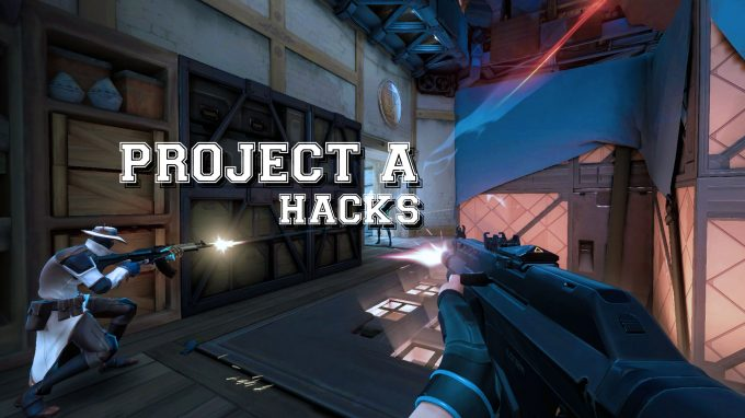 Project A hacks: Aimbot + Wallhack